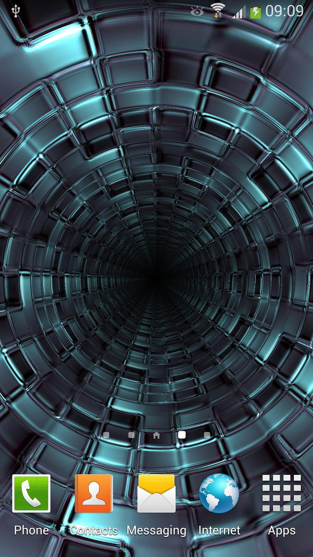 тоннель 3д на андроид