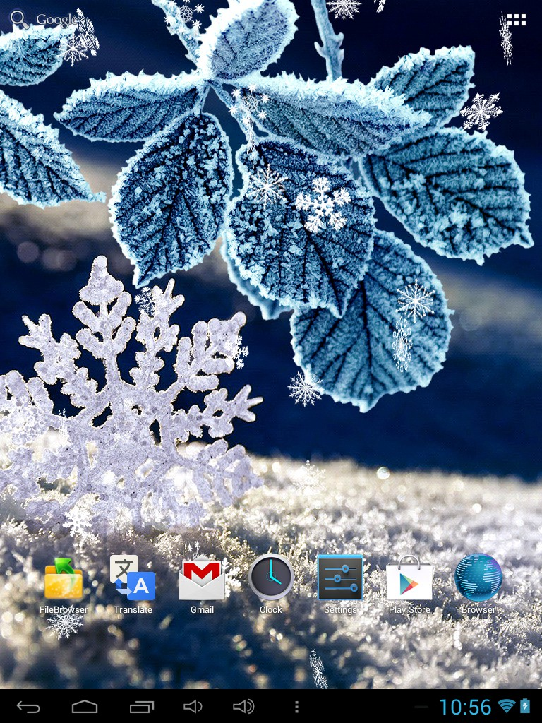Winter Wallpaper Android